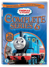 Thomas & Friends: The Complete Series 6 DVD (2012) Michael Angelis ***NEW***