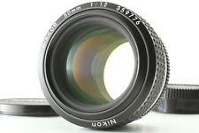 OPT Quasi Nuovo Nikon Nikkor Ai-s Ais 50mm f/1.2 MF focale fissa dal Giappone #1902