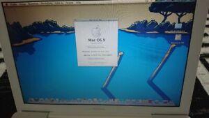 Apple MacBook A1181 33,8 cm (13,3 Zoll) Laptop