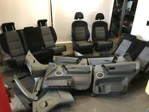 Ford Territory SX-SY TX TS Ghia seats and door trims set front rear 7 seat set