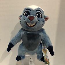 "Bunga The Lion King Disney Store 9.5"" Soft Plush Stuffed Badger Lion Guard New"