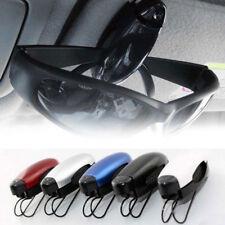 Auto Porta visiera parasole per occhiali da lettura Occhiali da sole neri