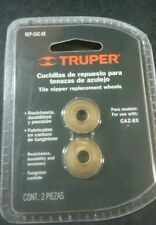 Truper Rep-Caz-8X Tile Nipper Replacement Wheels