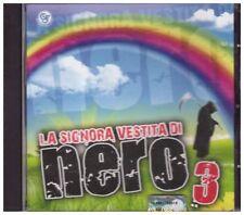 GIANNI VEZZOSI - LA SIGNORA VESTITA DI NERO 3  - CD