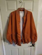 Vintage DeLONG Sportswear Size xxl  texas jacket.made in the u.s.a!