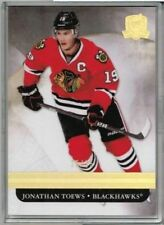 11/12 Upper Deck The Cup Jonathan Toews Gold Base #'ed 15/25