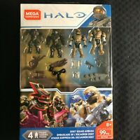 Mega Construx Halo ODST Squad AnbushSet