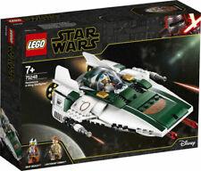 Lego Star Wars Set 75248 - Widerstands A-Wing Starfighter - NEU & OVP