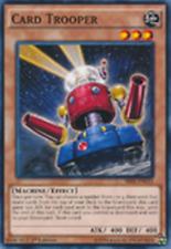 Card Trooper  SR03-EN015 YuGiOh Common * UNLIMITED**