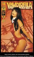 Vampirella Monthly 22 Harris 1999 VF/NM
