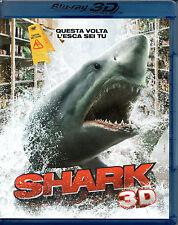 SHARK - 3D Blu-Ray Disc -