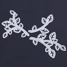 3pcs Metal Leaves Cutting Dies Stencils DIY Scrapbooking Decor Paper Card Craft