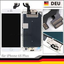 Für iPhone 6S Plus Display LCD Vormontiert mit Ersatz Glas Bildschirm Front Weiß