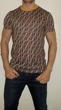 Fendi t-shirt . New Season. Brand new with tags.  brown S,M,L,XL,XXL