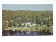 On Lake Kashagawigamog Haliburton Ontario Canada Unposted Postcard E483x