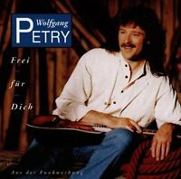 Wolfgang Petry Frei für dich (1994) [CD]