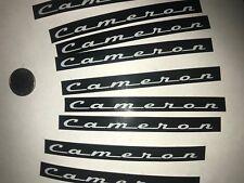 Mark Cameron Amp Modded Marshall Sticker