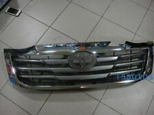 FOR TOYOTA HILUX VIGO CHAMP 2012 PICK UP CHROME GRILLE GRILLE TRIM GENUINE