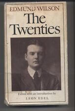 The Twenties by Edmund Wilson HC/DJ 1975 library