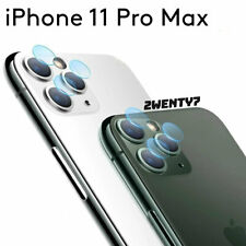 Apple iPhone 11 Pro Max Mobile Phone Rear Camera Lens Protector Glass Tempered