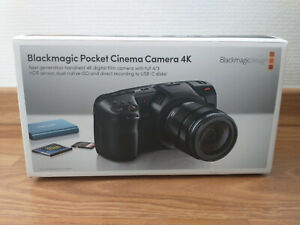 Blackmagic Pocket cinema camera 4K + Viltrox EF-MFT II 0.71x speedbooster + Cage
