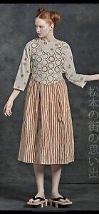 Gudrun Sjoden Cotton  /Linen Dress L (18)