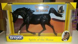 Breyer Rhapsody in Black model 1752 Trotting Arabian Mare