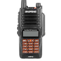 Baofeng Walkie Talkie BF-UV9R PLUS Waterproof  VHF UV-9R Handheld Interphone