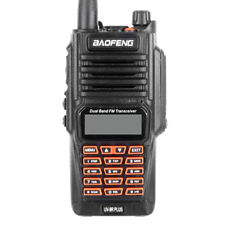 Baofeng Walkie Talkie BF-UV9R PLUS Waterproof  VHF UV-9R Handheld Interphone