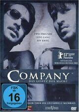 DVD COMPANY - DAS GESETZ DER MACHT (BOLLYWOOD) *** NEU ***