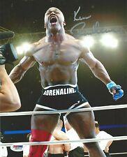 Kevin Randleman Signed UFC 8x10 Photo PSA/DNA COA Pride FC Grand Prix vs Cro Cop