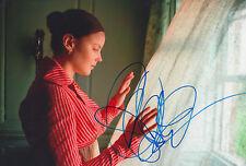 Abbie Cornish autographe signed 20x30 cm image