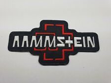 Quality Iron/Sew on RAMSTEIN BAND PATCH Du Hast German Heavy Metal