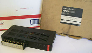 GENERAL ELECTRIC # IC630MDL325A PROGRAMMABLE CONTROLLER