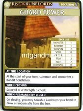 Pathfinder Adventure Card Game - 1x Guard Tower-Rise of the runelords