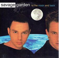 CD CARTONNE CARDSLEEVE SAVAGE GARDEN 2T TO THE MOON AND BACK NEUF SCELLE