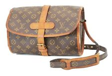 Authentic LOUIS VUITTON Marne Monogram Cross Body Shoulder Bag Purse #36522