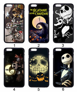 The Nightmare Before Christmas Moon For Apple iPhone iPod / Samsung Galaxy Case