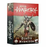 Warhammer AoS Slaves to Darkness Ogroid Myrmidon New in Box