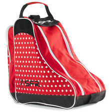 SFR Diseñador Skate Bolsa De Transporte-Rojo Lunar