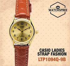 Casio Strap Fashion Ladies Watch LTP1094Q-9B