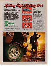 1978 ET MAG WHEELS ~ ORIGINAL PRINT AD