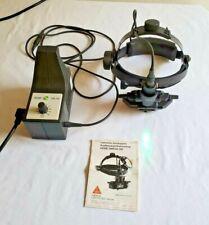 Heine Omega 180 Binocular Indirect Ophthalmoscope Bio With Power Supply