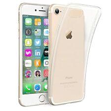 Coque Housse Etui Silicone Transparente Souple Iphone 8 4.7  Neuve