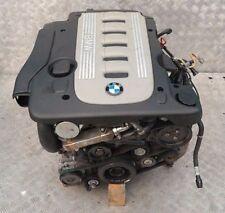 BMW 5 Series E60 E61 Complete Engine 525d M57N 256D2 Diesel 177HP WARRANTY