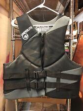 HYPERLITE Gray/Black Mens Life Vest SIZE XX-LRG USCG APPROVED
