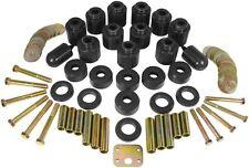 "97-06 Jeep Wrangler TJ 1"" Lift Body Mount Lift Kit w/ Hardware Prothane 1-114-BL"