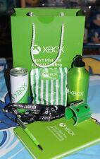 RARO 2017 MICROSOFT E3 XBOX BRIEFING PROMO Goodie Bag Gioco 360 ONE S