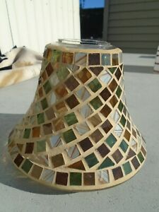Yankee Candle Mosaic Shade for Jar Candle