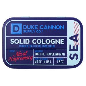 Duke Cannon Solid Cologne Sea 1.5 oz